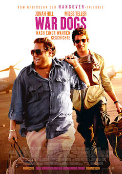 War Dogs - Plakat zum Film