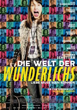 Die Welt der Wunderlichs - Plakat zum Film