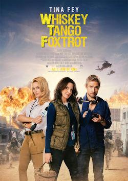 Whiskey Tango Foxtrot - Plakat zum Film