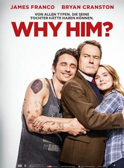 Why Him? - Plakat zum Film