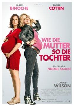 Wie die Mutter, so die Tochter - Plakat zum Film