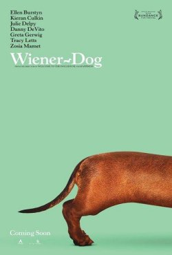 Wiener Dog - Plakat zum Film