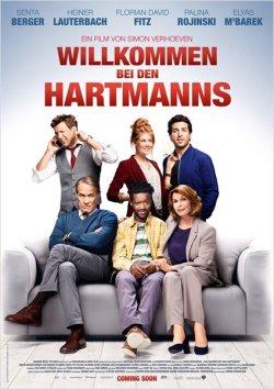 Willkommen bei den Hartmanns - Plakat zum Film