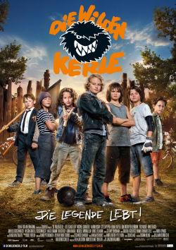Die wilden Kerle: Die Legende lebt - Plakat zum Film