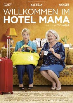 Willkommen im Hotel Mama - Plakat zum Film