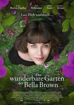 Der wunderbare Garten der Bella Brown - Plakat zum Film