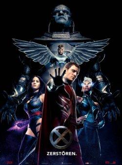 X-Men: Apocalypse - Plakat zum Film