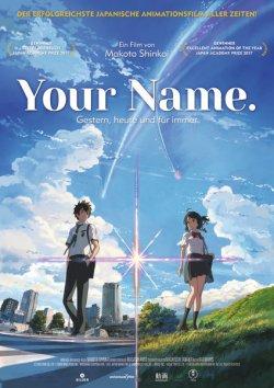 Your Name. - Gestern, heute und für immer - Plakat zum Film