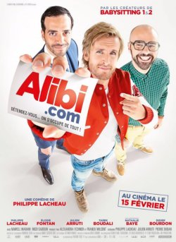 Alibi.com - Plakat zum Film
