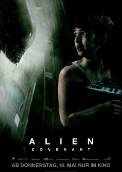 Alien: Covenant - Plakat zum Film