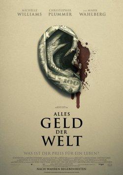 Alles Geld der Welt - Plakat zum Film