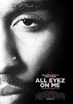 All Eyez On Me - Plakat zum Film
