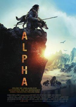 Alpha - Plakat zum Film