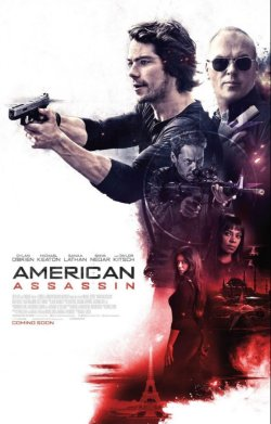 American Assassin - Plakat zum Film
