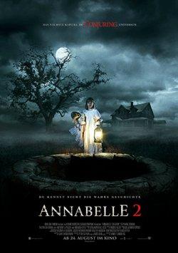 Annabelle 2 - Plakat zum Film