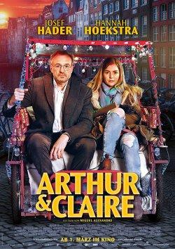 Arthur und Claire - Plakat zum Film
