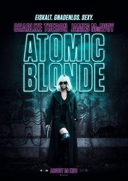 Atomic Blonde - Plakat zum Film