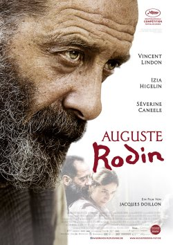 Auguste Rodin - Plakat zum Film