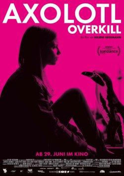 Axolotl Overkill - Plakat zum Film