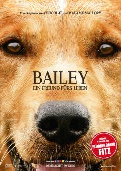 Bailey - Ein Freund fürs Leben - Plakat zum Film