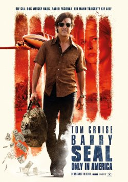 Barry Seal - Only In America - Plakat zum Film