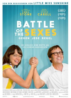 Battle Of The Sexes - Gegen jede Regel - Plakat zum Film