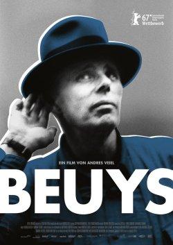 Beuys - Plakat zum Film