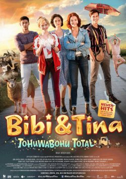 Bibi und Tina - Tohuwabohu total! - Plakat zum Film