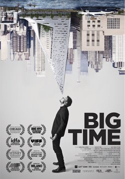 Big Time - Plakat zum Film