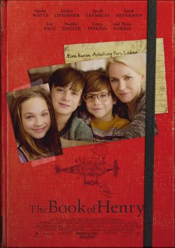 The Book Of Henry - Plakat zum Film