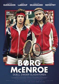 Borg/McEnroe - Plakat zum Film