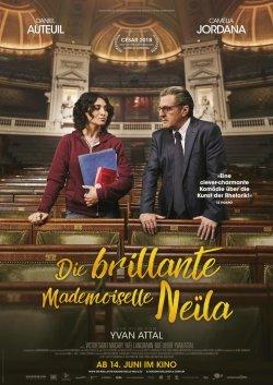 Die brillante Mademoiselle Neila - Plakat zum Film