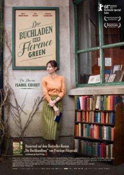 Der Buchladen der Florence Green - Plakat zum Film