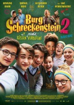 Burg Schreckenstein 2 - Plakat zum Film