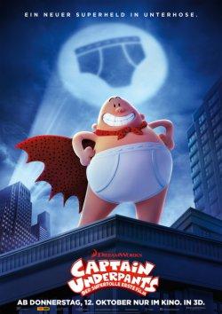 Captain Underpants - Der supertollste erste Film - Plakat zum Film