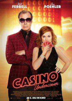 Casino Undercover - Plakat zum Film