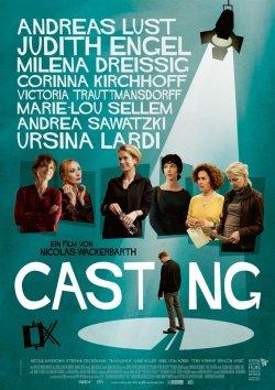 Casting - Plakat zum Film