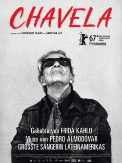 Chavela - Plakat zum Film