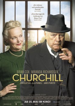 Churchill - Plakat zum Film