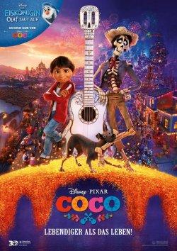 Coco - Lebendiger als das Leben - Plakat zum Film