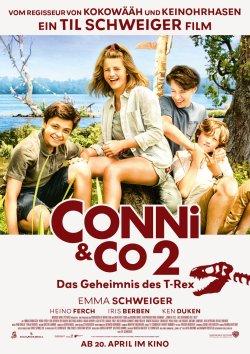 Conni und Co. 2 - Das Geheimnis des T-Rex - Plakat zum Film