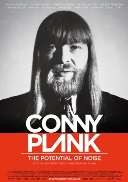 Conny Plank - The Potential Of Noise - Plakat zum Film