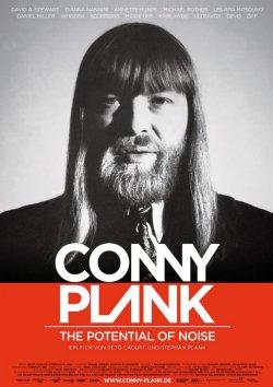 Conny Plank - The Potential Of Noise - Plakat zum Film