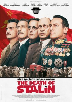 The Death Of Stalin - Plakat zum Film