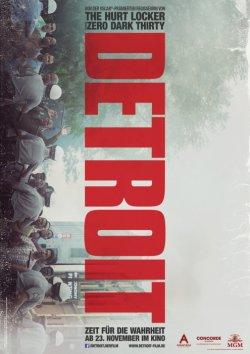 Detroit - Plakat zum Film