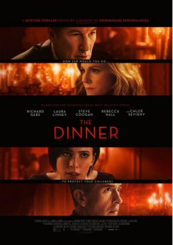 The Dinner - Plakat zum Film