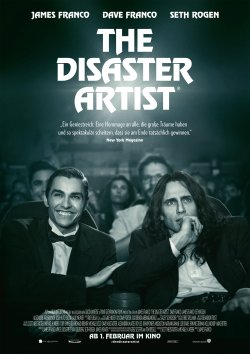 The Disaster Artist - Plakat zum Film