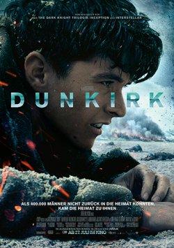 Dunkirk - Plakat zum Film