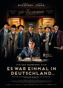 Es war einmal in Deutschland - Plakat zum Film