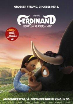 Ferdinand - Geht stierisch ab! - Plakat zum Film